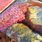Painting lessons for children in Malta. With Kelsey May Connor | Art Classes Malta