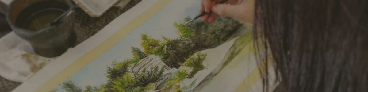 Watercolour painting course malta