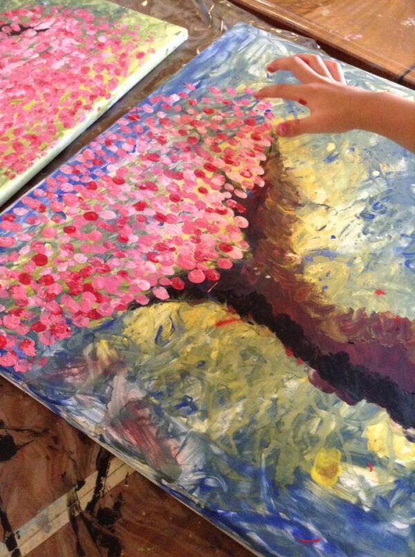 Art Therapy Malta - Self esteem and self image course   AK