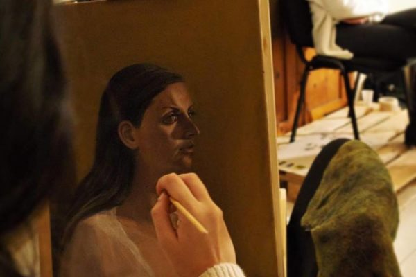 Art classes for adults - Portrait painting | Art Classes Malta