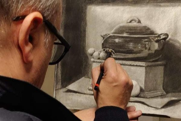 Art classes for adults - drawing and Oil Painting | Art Classes Malta
