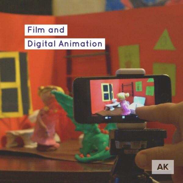 Film-making and Digital Animation for young learners | AK Malta