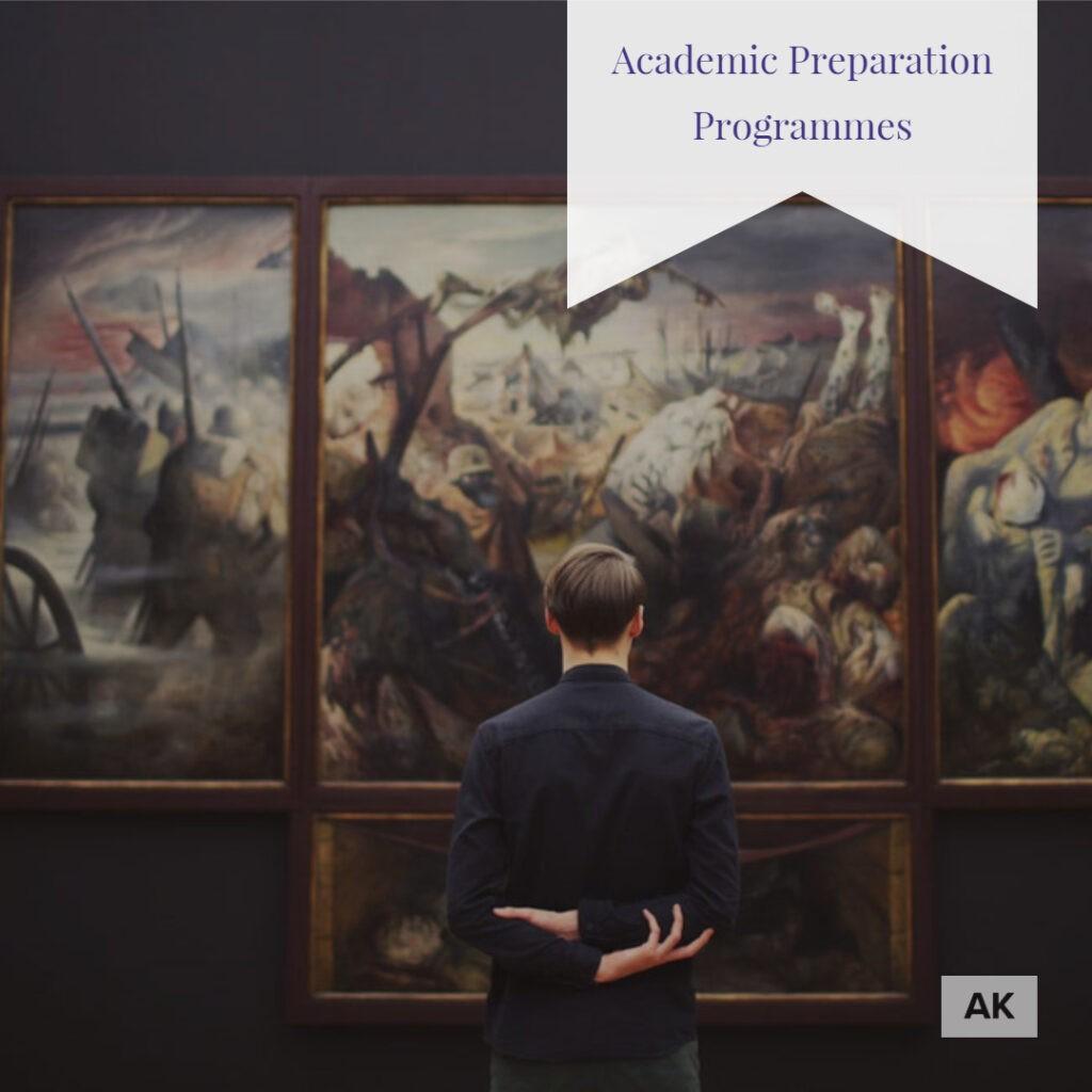Art Advanced Level Programme - Art Classes Malta