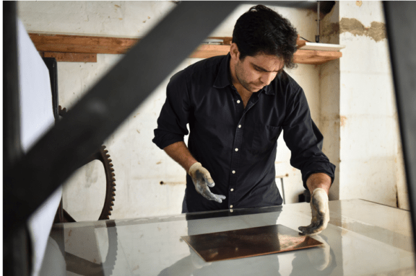 Printmaking in Gozo with Justin Falzon