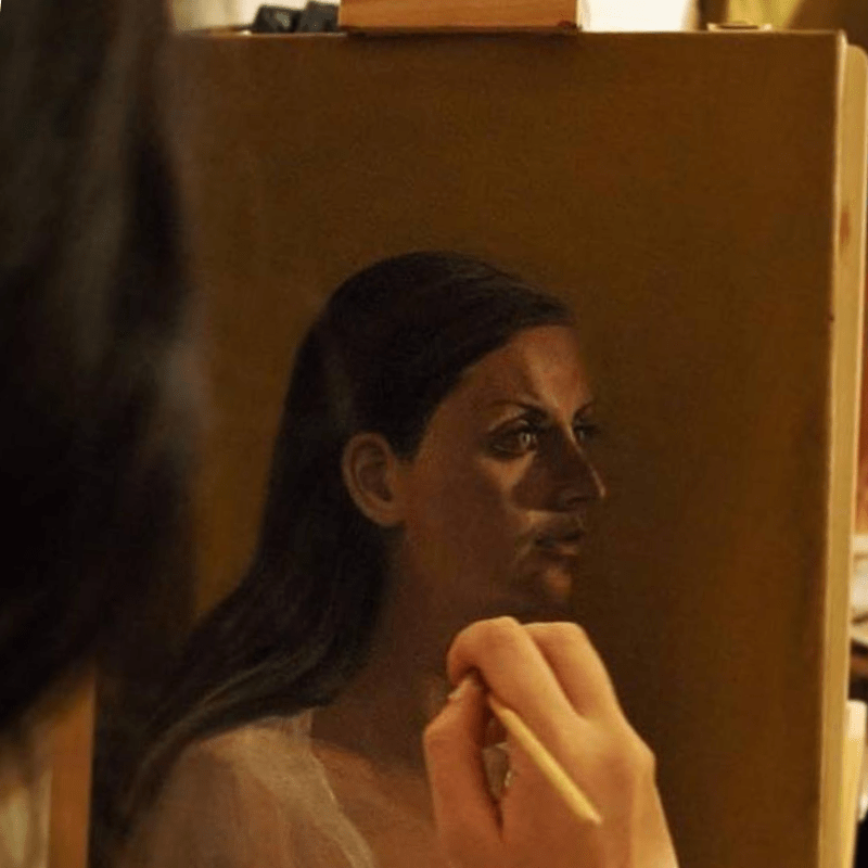 Classical Portrait Painting with Kelsey May Connor - Art Classes Malta