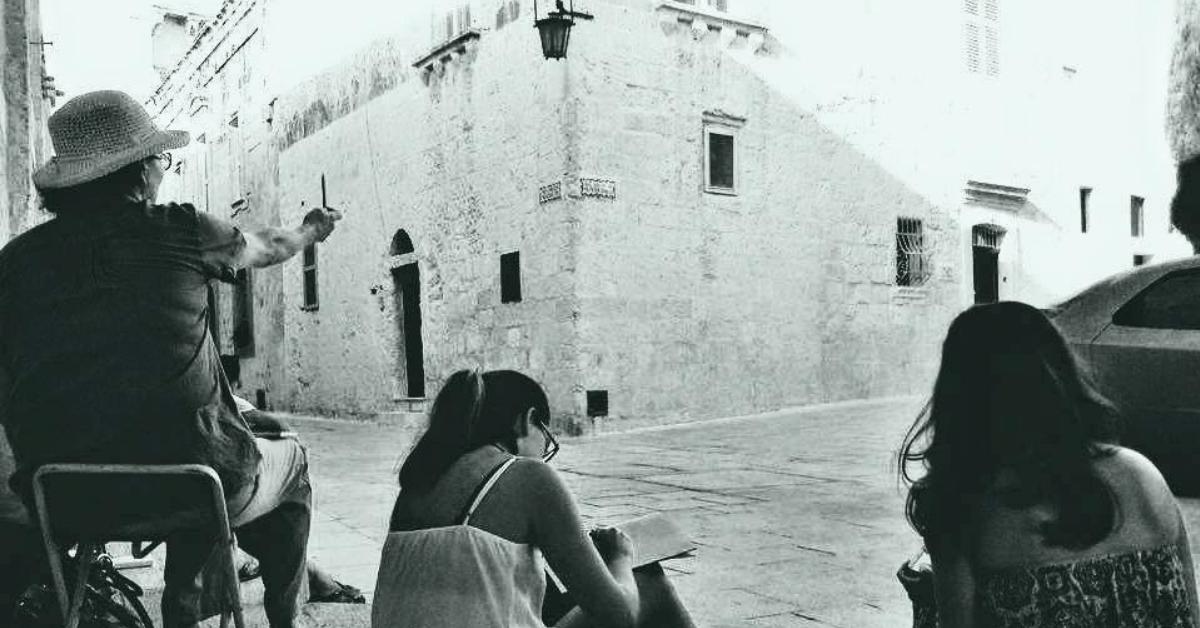 Professional School of Design and Art in Malta   Art Classes Malta