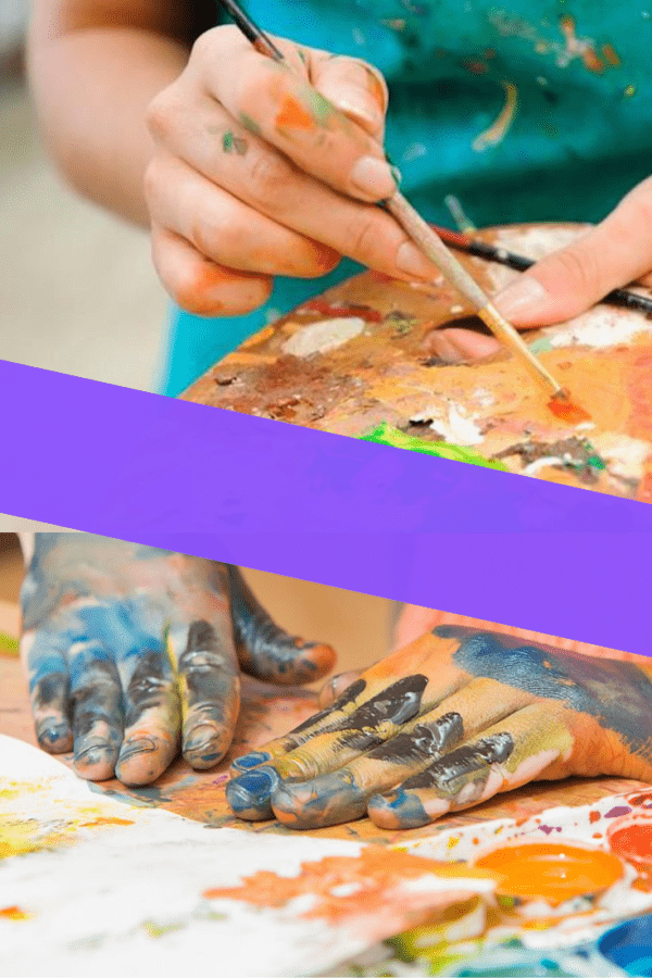 Workshops in Educational Art Therapy Malta | Art Classes Malta