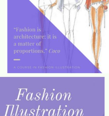 Fashion Illustration workshop | Art Classes Malta