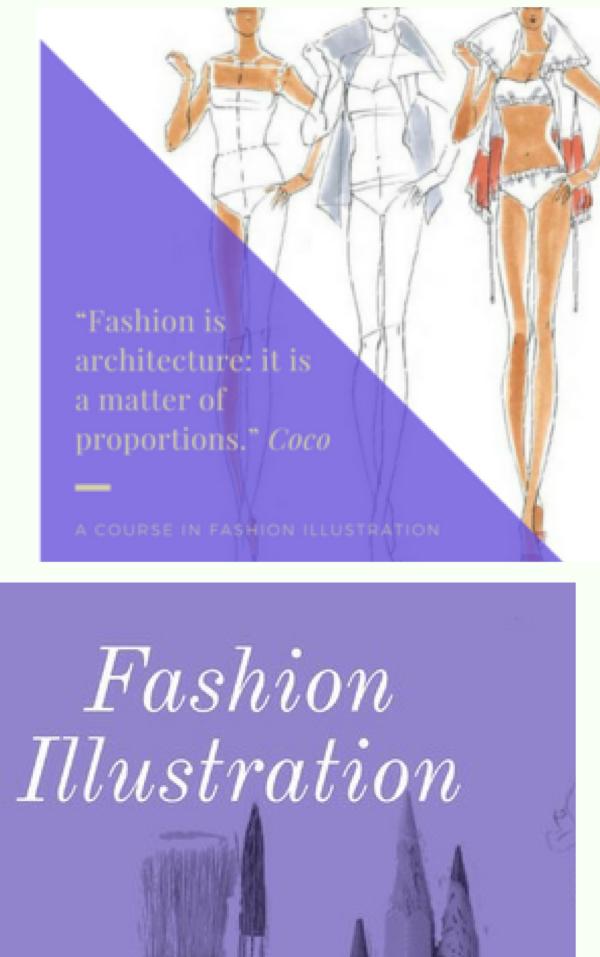 Fashion Illustration workshop   Art Classes Malta