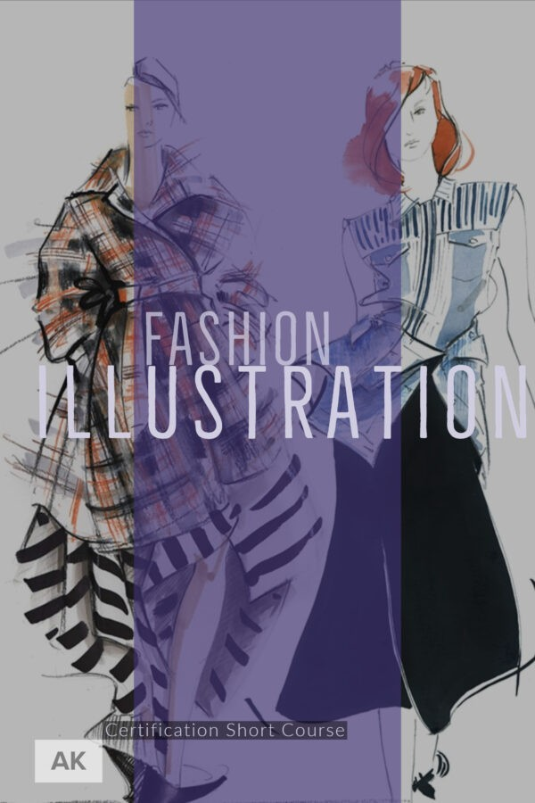 Fashion Illustration workshop | Art Classes Malta