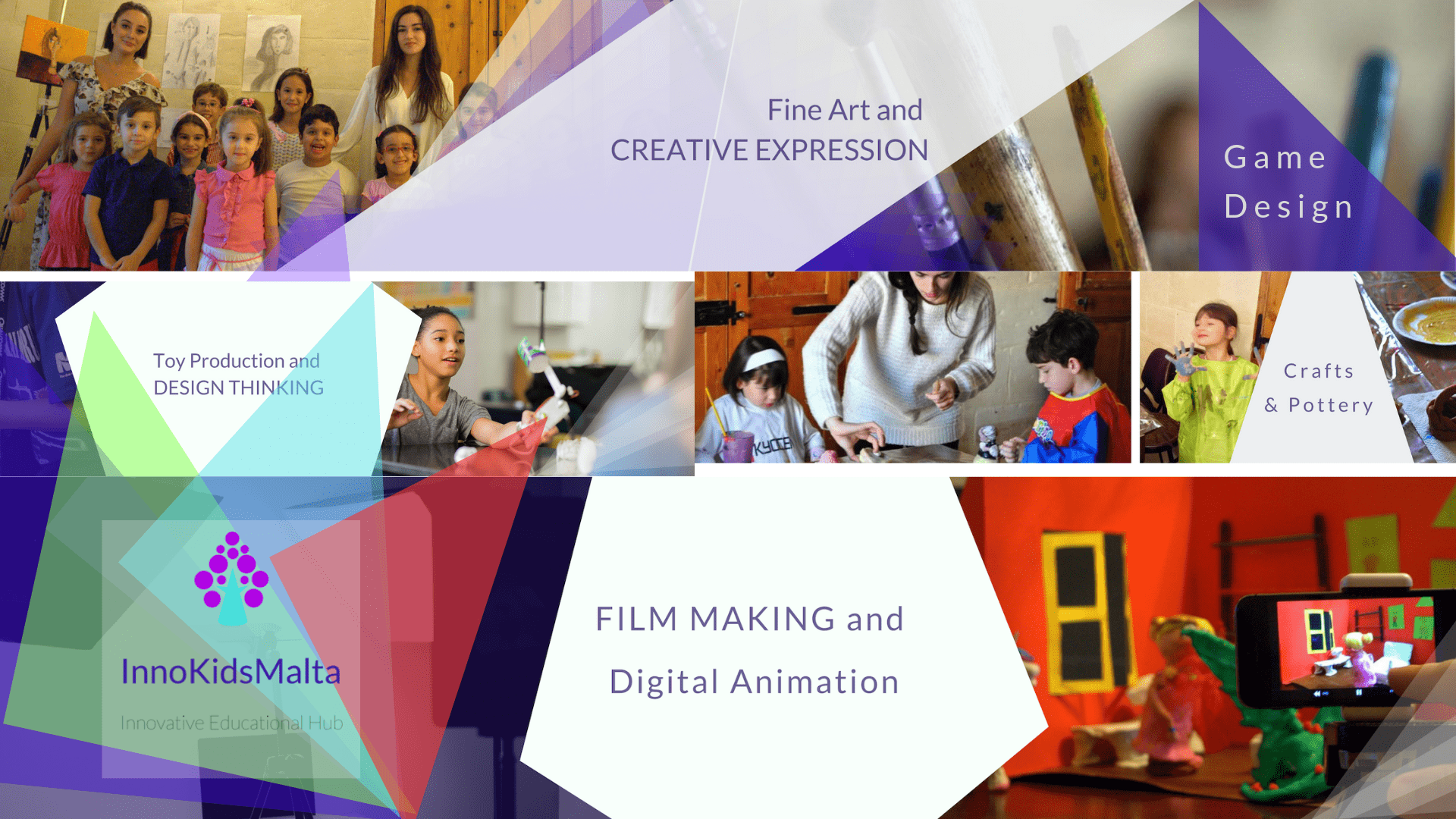 InnovativeKids Summer School by Art Classes Malta