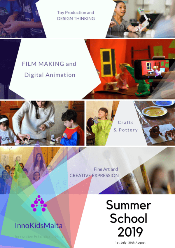 InnovativeKids Summer School by Art Classes Malta