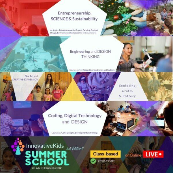 Summer School Malta 2021 by InnovativeKids