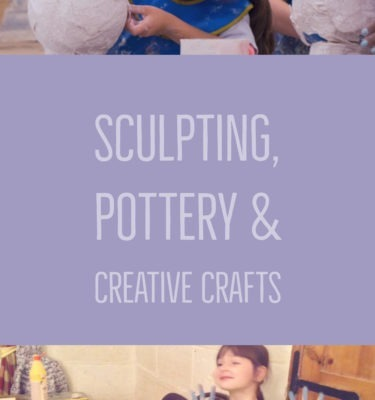 Sculpting, Pottery & Creative Crafts | Art Classes Malta