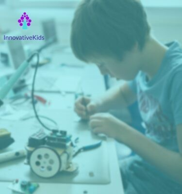 Electronic Gadgets course for young Learners / InnovativeKids Malta