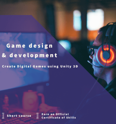 Learn Game Design and Development using Unity 3D | AK Malta