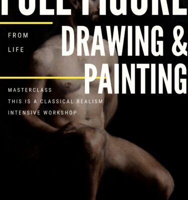Full Figure Drawing and Painting from Life - MasterClass | Art Classes Malta