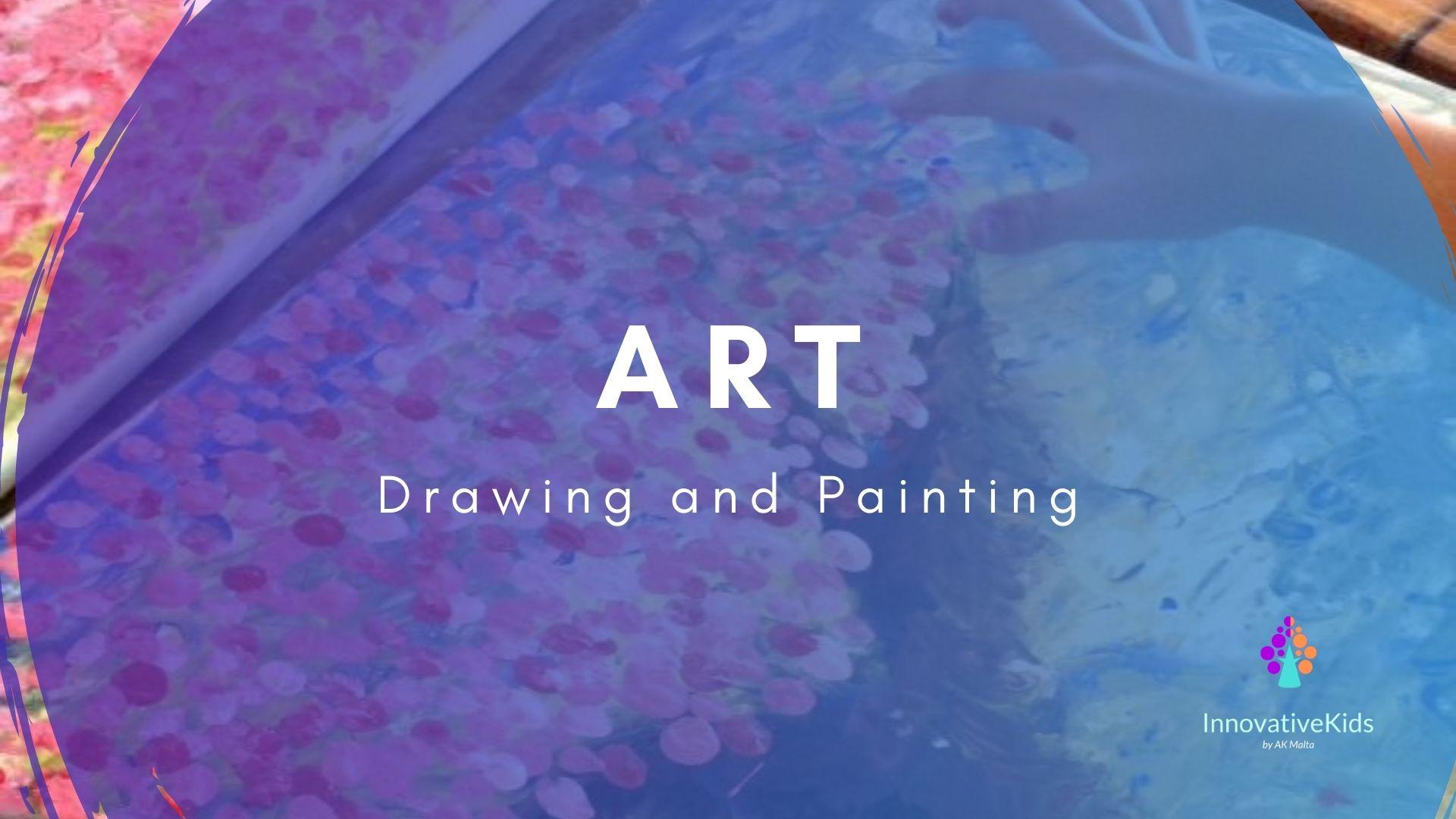 Summer Art Course - Art Classes Malta